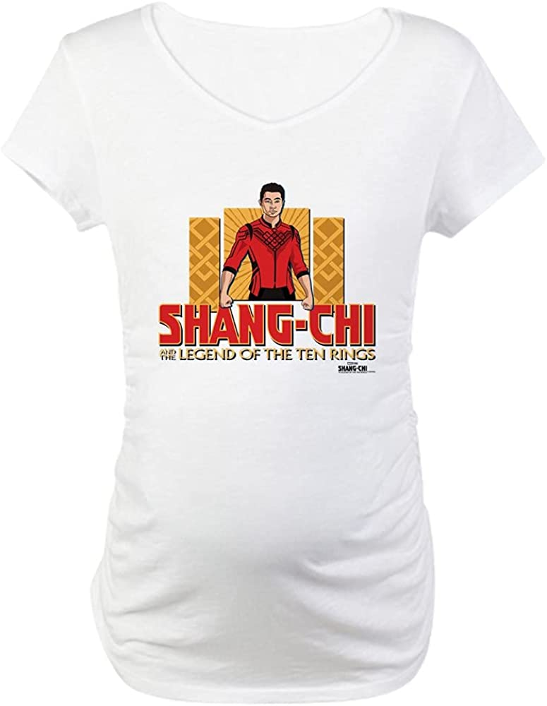 CafePress Marvel's OFFicial shop Shang Chi Discount mail order Women's Tee Maternity