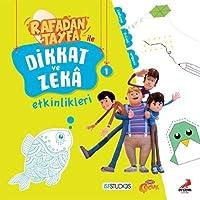 Rafadan Tayfa ile Dikkat ve Zekâ Etkinlikleri - 1