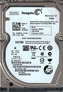ST95005620AS P/N: 9UZ154-030 F/W: DEM1 WU 5YX 500GB Seagate