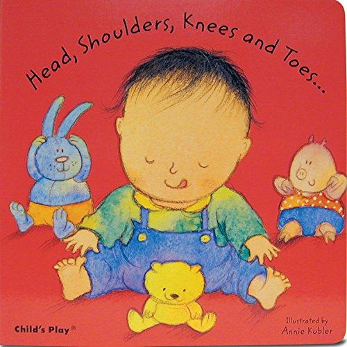 Head, Shoulders, Knees and Toes...