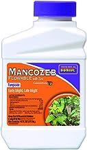 Bonide (BND862) - Fungal Disease Control, Mancozeb Flowable with Zinc Fungicide Concentrate (16 oz.)