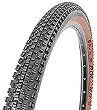 MSC Bikes Roller Neumático Bicicleta, Adultos Unisex, Negro