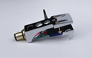 Spiegel Chrome Cartridge + Headshell voor Technics SLD1, SLD2, SLD202, SLD205