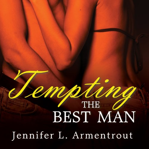 Tempting the Best Man audiobook cover art