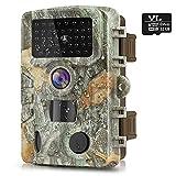 HAWKRAY Trail Camera 24MP...