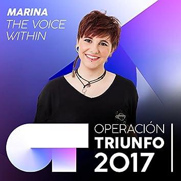 The Voice Within (Operación Triunfo 2017)