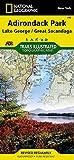 Lake George, Great Sacandaga: Adirondack Park (National Geographic Trails Illustrated Map, 743)