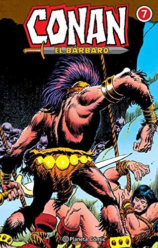 Conan El bárbaro Integral nº 07/10