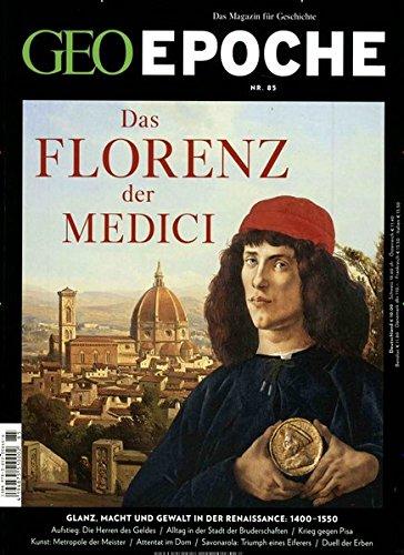 GEO Epoche (mit DVD) / GEO Epoche mit DVD 85/2017 - Das Florenz der Medici: DVD: Der göttliche Michelangelo