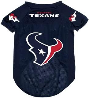 Houston Texans Pet Dog Football Jersey Alternate LARGE