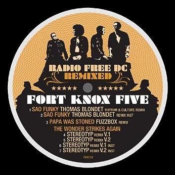 Radio Free DC Remixed Vol. 6