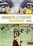 Humanités, Littérature & Philosophie Terminale - Manuel élève