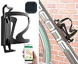 TrackerID GPS Sender Fahrrad: GPS-Tracker im Fahrrad-Flaschenhalter mit App