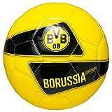 PUMA Fuball BVB Evospeed 5.4 Graphic Ball, Cyber Yellow/Black, 5