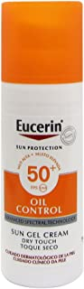 Eucerin sun oil control gel crème toucher sec 50ml