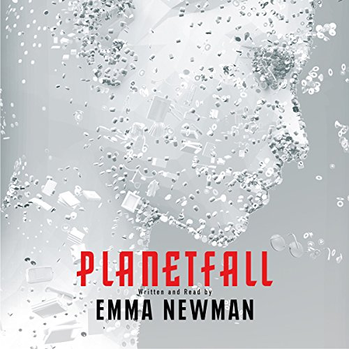 Planetfall audiobook cover art