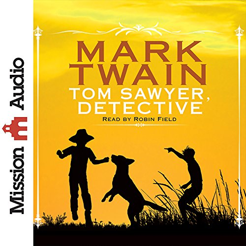 Tom Sawyer, Detective cover art