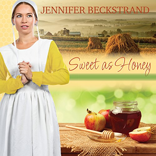 Sweet as Honey audiobook cover art