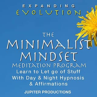 The Minimalist Mindset Meditation Program audiobook cover art