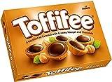 Storck 'Toffifee' Noisettes Entières Recouvertes De Caramel à La Noisette Et Crème Au Chocolat - 1 x 125 Grammes