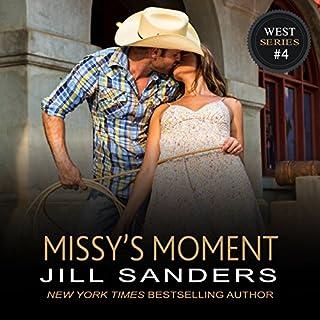 Missy's Moment audiobook cover art