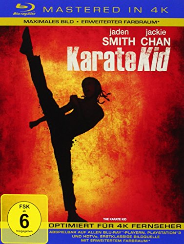 Karate Kid (2010) 4K Mastered [Blu-ray]