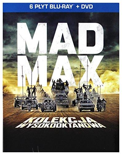Mad Max Kolekcja Wysokooktanowa [6xBlu-Ray]+[DVD] (No hay versión española)