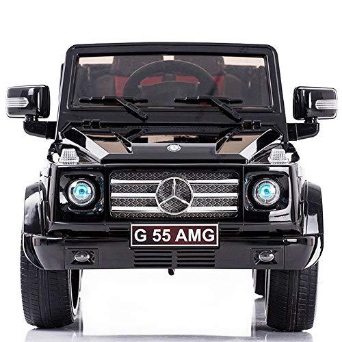 Kinder Elektroauto Musik Licht Ferngesteuerter Sitzen Kleinkind Car Kinderwagen 862