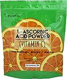 Duda Energy asc2 Bag of L-Ascorbic Acid Powder, 2 lb, 99+% Food Grade USP36/BP2012 Naturally Fermented Pure White Crystals Form of Vitamin C