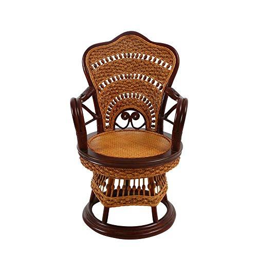 Pufan bureaustoel, bureaustoel, bureaustoel, draaibare stoel, enkele bar, kleine draaistoel