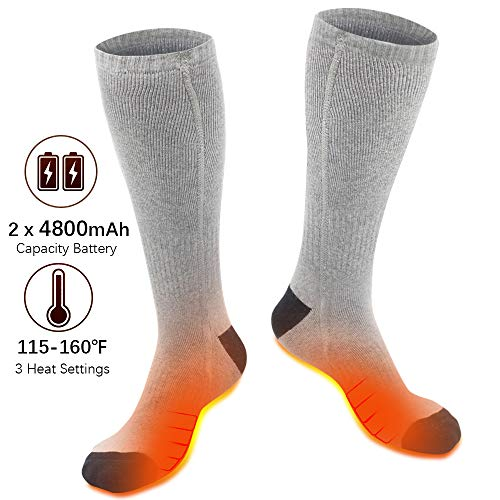 10 Best Rechargeable Heated Socks