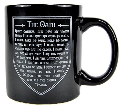 Game of Thrones Tasse Nights Watch