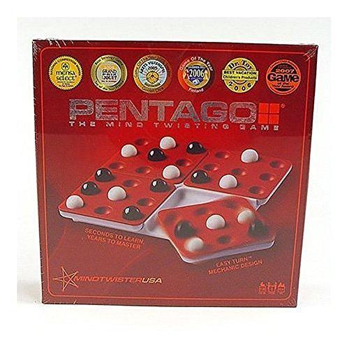 CE Pentago Torsion Mind Game