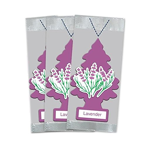 Little Trees Car Air Freshener 3-Pack (Lavender)