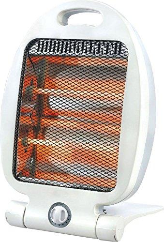 Takestop® estufas estufa eléctrica cuarzo 800W