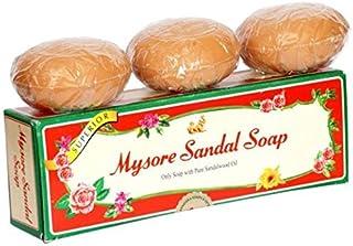 Mysore Sandal Style Diva Bathing Bar (125 G)-Pack Of 3