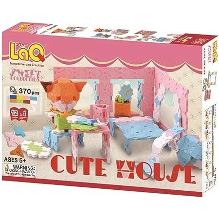 ラキュー (LaQ) スイートコレクション(SweetCollection) キュートハウス