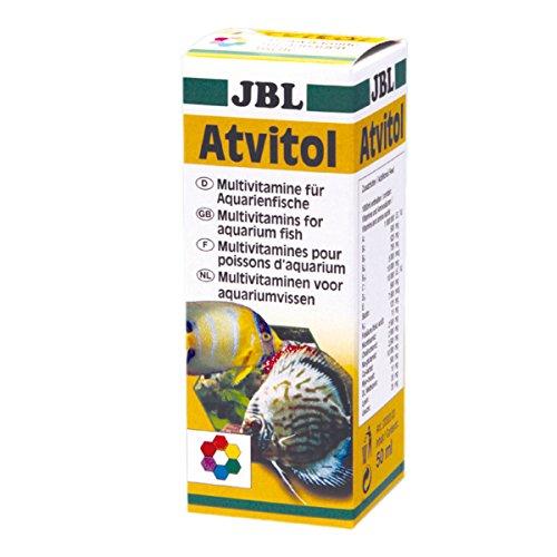 JBL Atvitol Multivitamin für Aquarienfische, Tropfen 50 ml, 20300