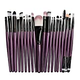 Makeup Brushes 20pcs Proffesional Cosmetics