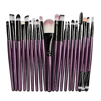 Makeup Brushes 20pcs Proffesional