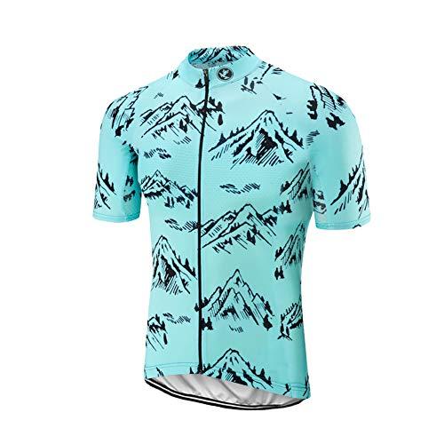 Uglyfrog Kurze Ärmel Sommer Fahrradtrikot Fahrrad Trikots/Shirt Herren Breathable Radfahren Clothes Sport MTB Straßenberg Bluse Top Outdoor Reiten Jacke