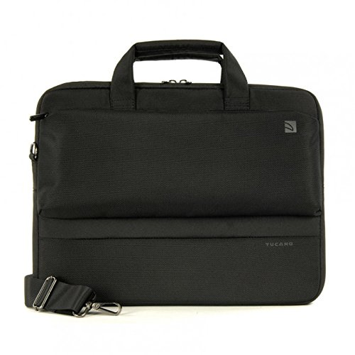 Tucano DRITTA Slim Bag for Apple iPad / Tablet / Ultrabook 14 inch black