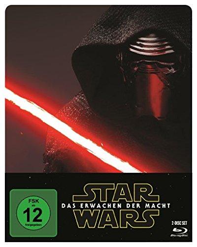 Star Wars: Das Erwachen der Macht - Limited Edition Steelbook + Bonusdisc [Blu-ray]