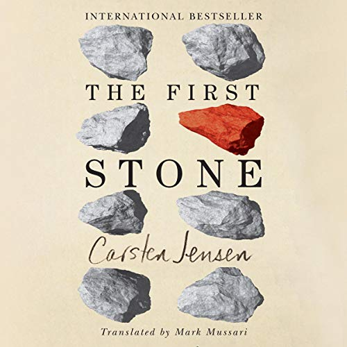 The First Stone audiobook cover art