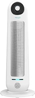 Cecotec Calefactor Cerámico Ready Warm 10000 Top Ceramic. Oscilante, 3 Modos, Termostato Regulable, Sistema Antivuelco, Protección sobrecalentamiento, 2200 W