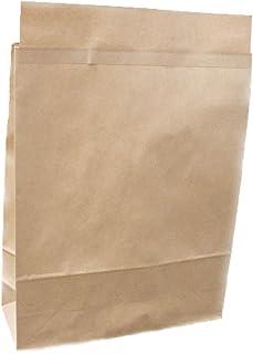 【パッケージランド】宅配袋(小)未晒/100枚 260幅×80マチ×320高さ+50mm