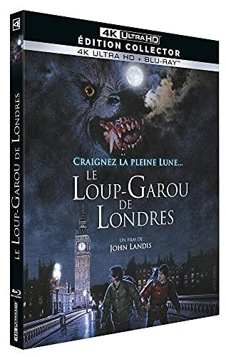 Le Loup Garou de Londres [4K [Édition Collector-4K Ultra HD + Blu-Ray]