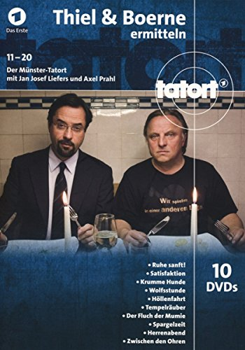 Tatort;(2)Thiel Und Boerne Ermitteln [10 DVDs]