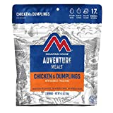 Freeze Dried Backpacking, Survival and Emergency Food, Pouch