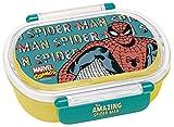 食洗機対応タイトランチボックス小判 スパイダーマン COMIC WEB
